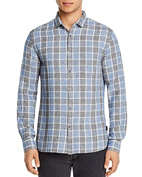 John Varvatos Star USA - Fulton Check Slim Fit Button-Down Shirt