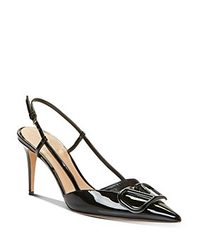 Valentino Garavani - Women's Slingback High-Heel Pumps