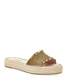 Valentino Garavani - Espadrille Slide Sandals