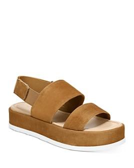 Via Spiga - Women's Gabourey Slingback Platform Sandals