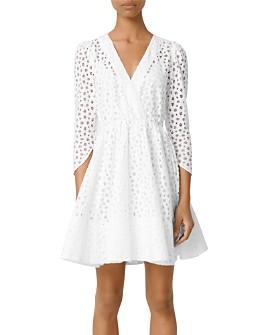 Maje - Ralina Lace Dress