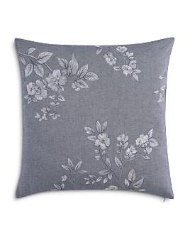"Charisma - Riva Embroidered Decorative Pillow, 20"" x 20"""