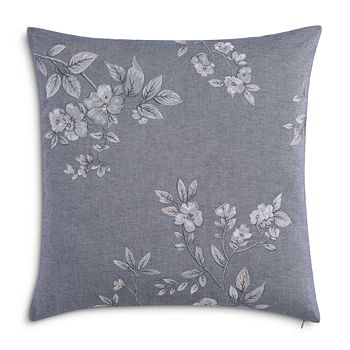 "Charisma - Riva Embroidered Decorative Pillow, 20"" x 20"""