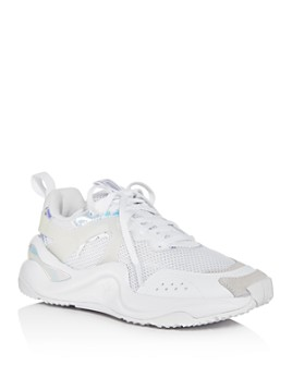 PUMA - Women's Rise Glow Low-Top Sneakers