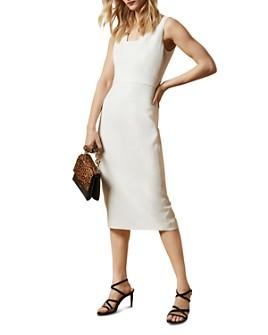 Ted Baker - Astriid Seam-Detail Pencil Dress