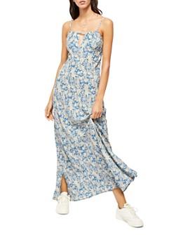 Free People - Bon Voyage Slip Dress