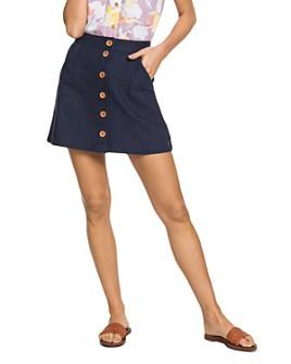 Roxy - Oceanside A-Line Skirt