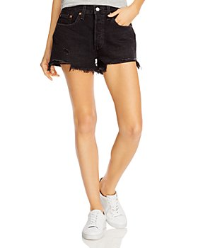 Levi's - 501 Cutoff Shorts