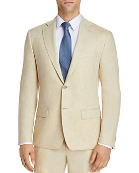 Robert Graham - Delave Linen Slim Fit Suit Jacket