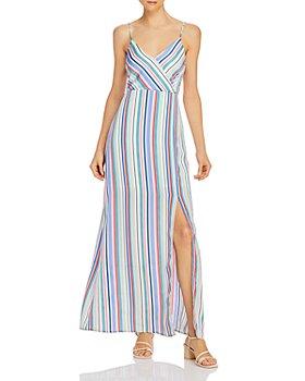 Jack by BB DAKOTA - Stripe My Fancy Maxi Dress