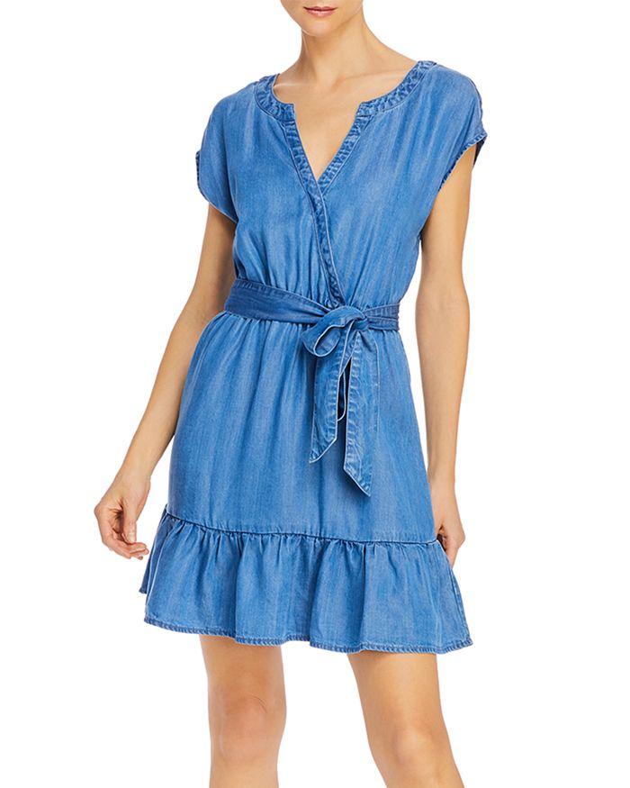 BB DAKOTA - Into The Indigo Mini Dress
