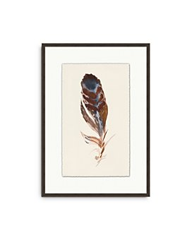 Bloomingdale's - Watercolor Feather Collection