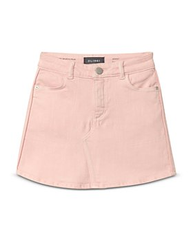 DL1961 - Girls' Jenny Cotton-Blend Skirt - Big Kid