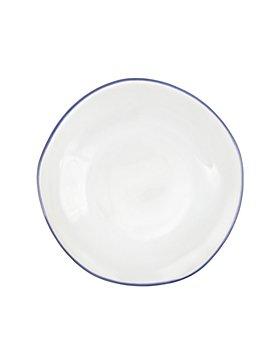 VIETRI - Aurora Edge Salad Plate