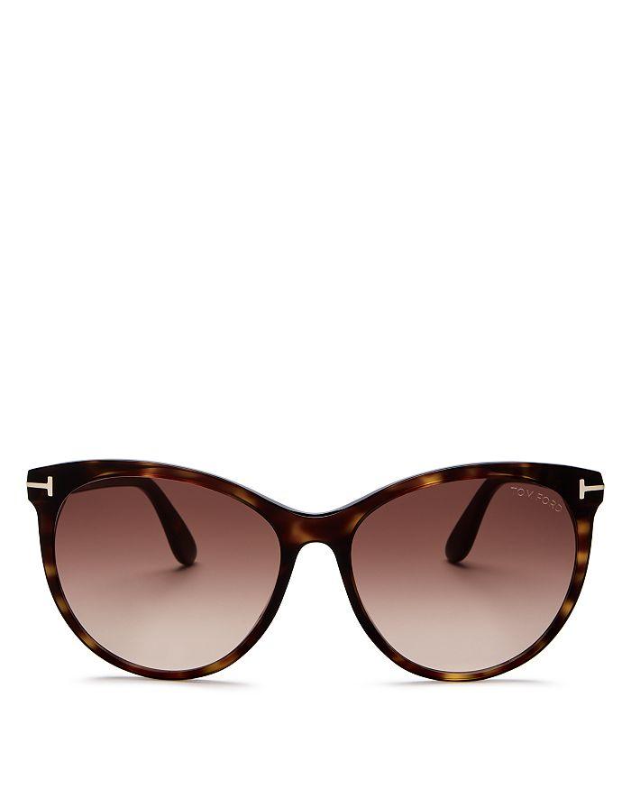 Tom Ford - Women's Maxim Cat-Eye Sunglasses, 59mm