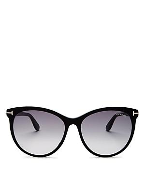 Tom Ford Women's Maxim Cat-Eye Sunglasses, 59mm