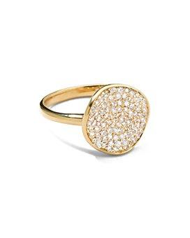 IPPOLITA - 18K Yellow Gold Stardust Diamond Cluster Ring