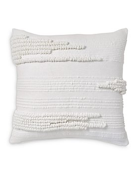 "DKNY - Pure Textured Stripe Decorative Pillow, 20"" x 20"""