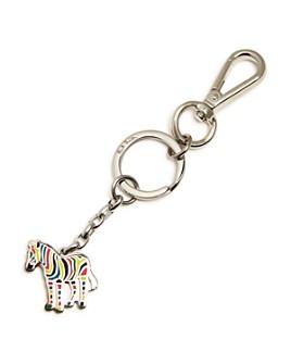 Paul Smith - Zebra Key Ring