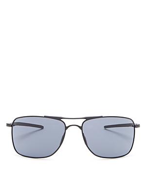 Oakley Men\\\'s Guage 8 Square Sunglasses, 65mm-Jewelry & Accessories