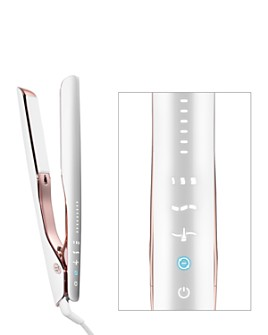 """T3 - Lucea ID 1"""" Smart Straightening & Styling Flat Iron with Touch Screen"""