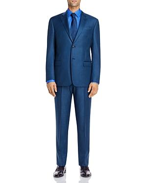 Sharkskin Classic Fit Suit