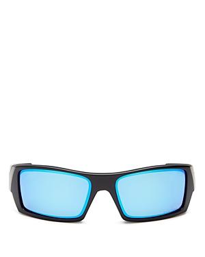 Oakley Men\\\'s Gascan Polarized Wraparound Sunglasses, 60mm-Jewelry & Accessories