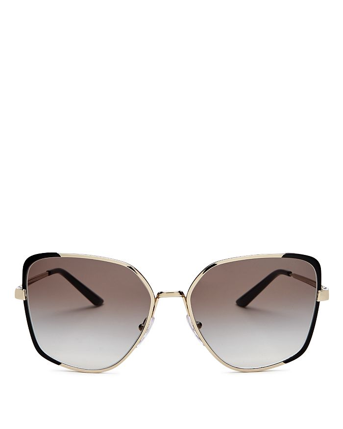 Prada - Women's Butterfly Sunglasses, 59mm