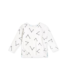 Miles Child - Unisex Cotton-Blend Scooter Shirt - Little Kid