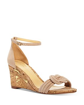 Alexandre Birman - Women's Vicky Cork Wedge Sandals