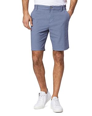 Paige Thompson Cotton-Blend Stripe Regular Fit Shorts-Men
