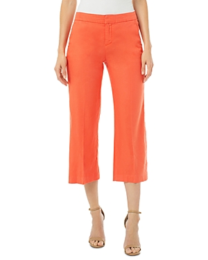 Liverpool Los Angeles Cropped Pants-Women