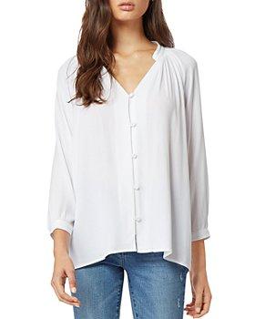 Habitual - Flora V-Neck Shirt