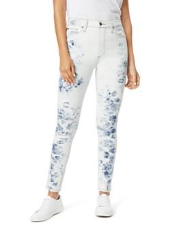 Joe's Jeans - The Bella Skinny Jeans in Hydrangea