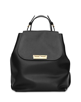ZAC Zac Posen - Chantalle Mini Leather Backpack
