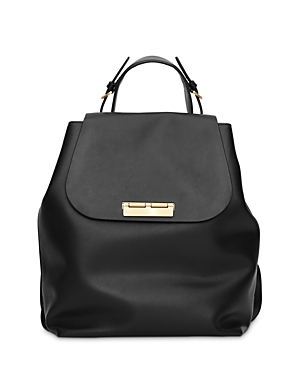 Zac Zac Posen Chantalle Mini Leather Backpack-Handbags