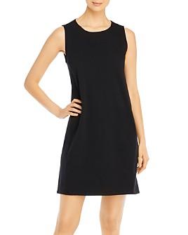 Eileen Fisher - Organic Cotton-Blend Shift Dress