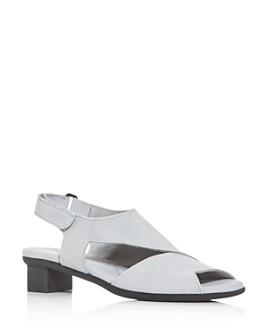 Arche - Women's Obibbi Slingback Low-Heel Sandals