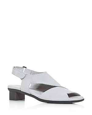Women's Obibbi Slingback Low-Heel Sandals
