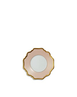Anna Weatherley - Anna's Palette Dusty Rose Tea Cup Saucer