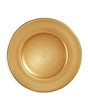 Anna Weatherley - Brushed Gold Charger