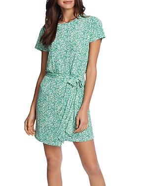 1.state Folk Silhouette Floral Dress