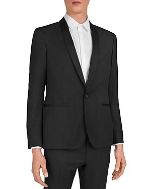 The Kooples Geometric Suit Jacket