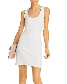 AQUA - Sleeveless Sheath Dress - 100% Exclusive