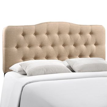Modway - Annabel Upholstered Fabric Headboard, King