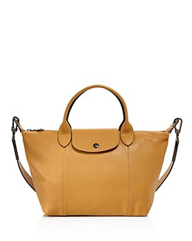 Longchamp - Le Pliage Cuir Small Shoulder Bag