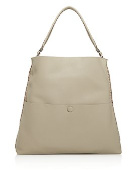 Callista - Iconic Slim Medium Leather Tote