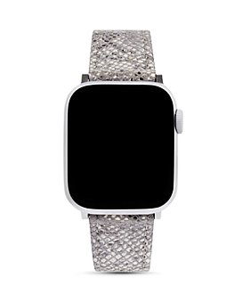Rebecca Minkoff - Python-Embossed Leather Apple Watch® Strap, 38mm & 40mm