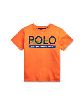 Ralph Lauren - Boys' Logo Tee - Little Kid