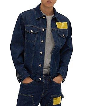 Helmut Lang - Masc Big Trucker Denim Jacket
